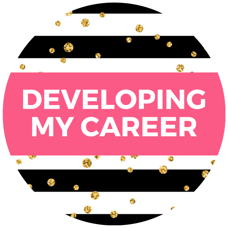 Pop Your Career - Developing my career - Canberra Career Coach and Resume Writer