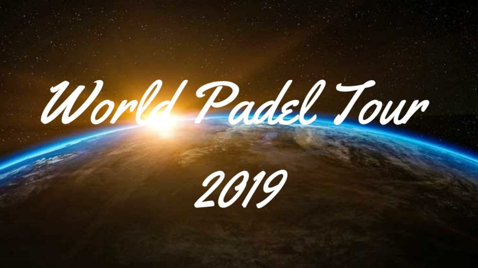 Este será el calendario World Padel Tour 2019