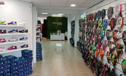Padel Nuestro abre su sexta tienda en Cataluña
