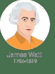 James Watt / Porabimanj INFO / Ilustracija: Branko Baćović