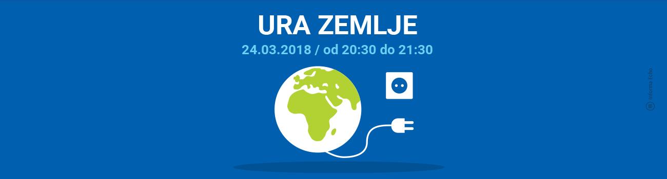 Ura Zemlje: Lepa gesta, ki jo lahko nadgradimo / Porabimanj INFO / Ilustracija: Branko Baćović