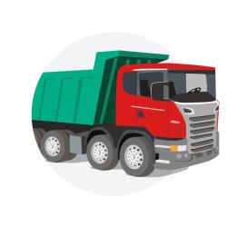Enota Decibel (dB) - 80 db - Tovornjak / Porabimanj INFO