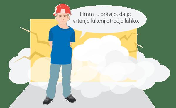 Montaža klimatske naprave brez zunanje enote / / PorabimanjINFO / Ilustracija: Branko Baćović