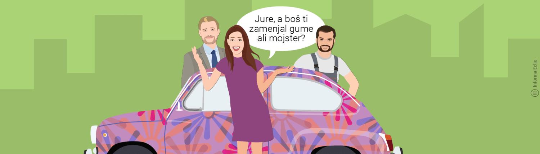 Menjava pnevmatik / PorabimanjINFO / Ilustracija: Branko Baćović