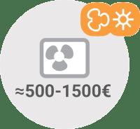 Split klimatske naprave - Cena zunanje enote / PorabimanjINFO