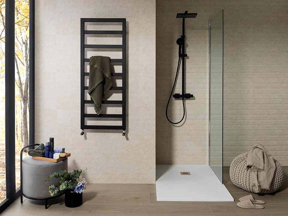 https www porcelanosa com trendbook fr robinets noirs salle de bain