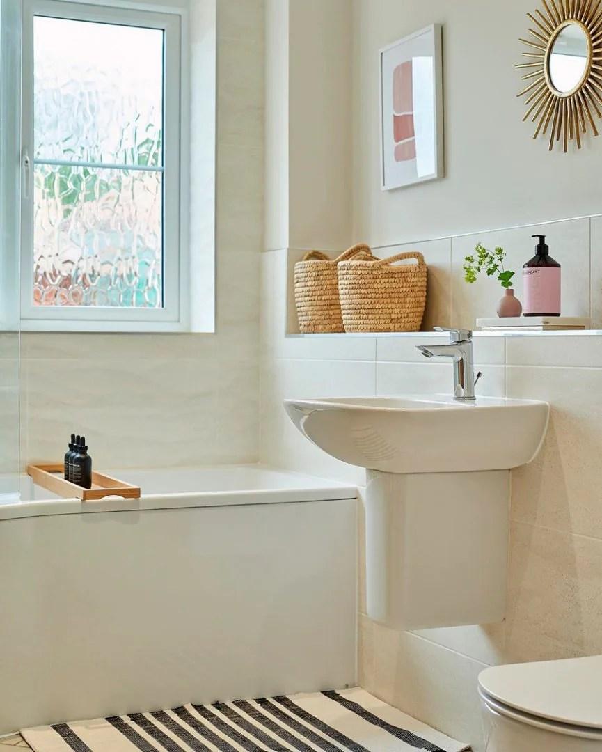 Small bathroom ideas - PORCELANOSA TrendBook
