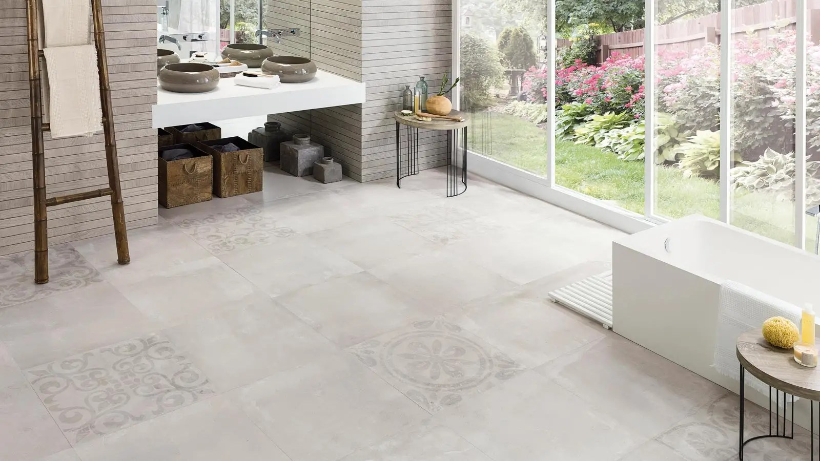 how to clean porcelain tiles 4 simple steps porcelanosa