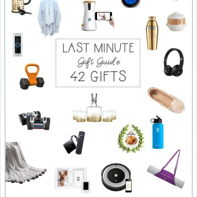 Massive Last-Minute Online Gift Giving Guide!