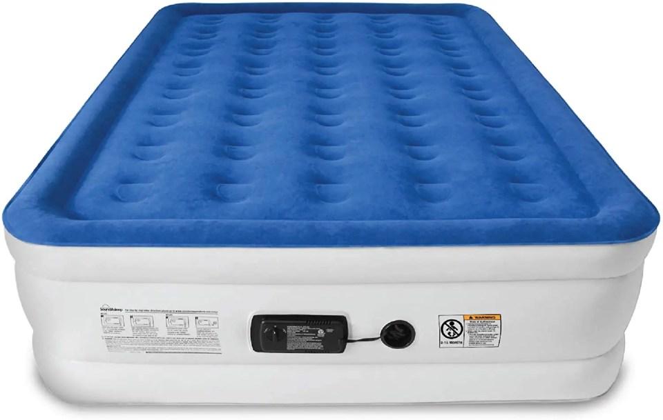 best camping air mattress SoundAsleep