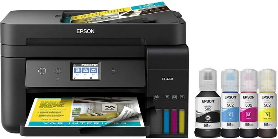 best epson printer for art prints