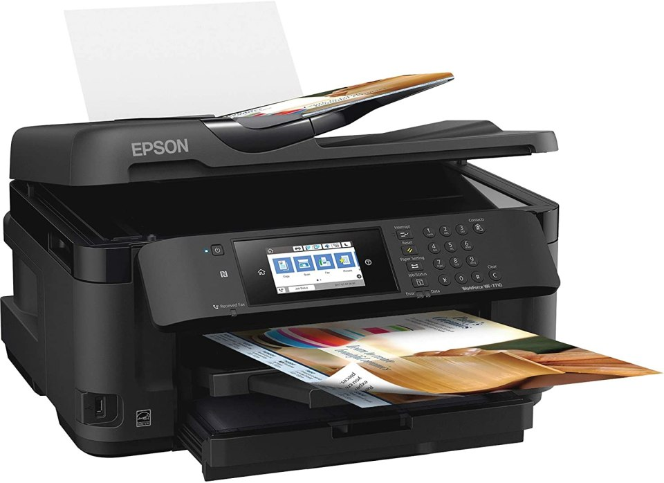 Epson sublimation printer for shirts