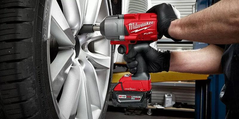best cordless impact wrench for changing tyres
