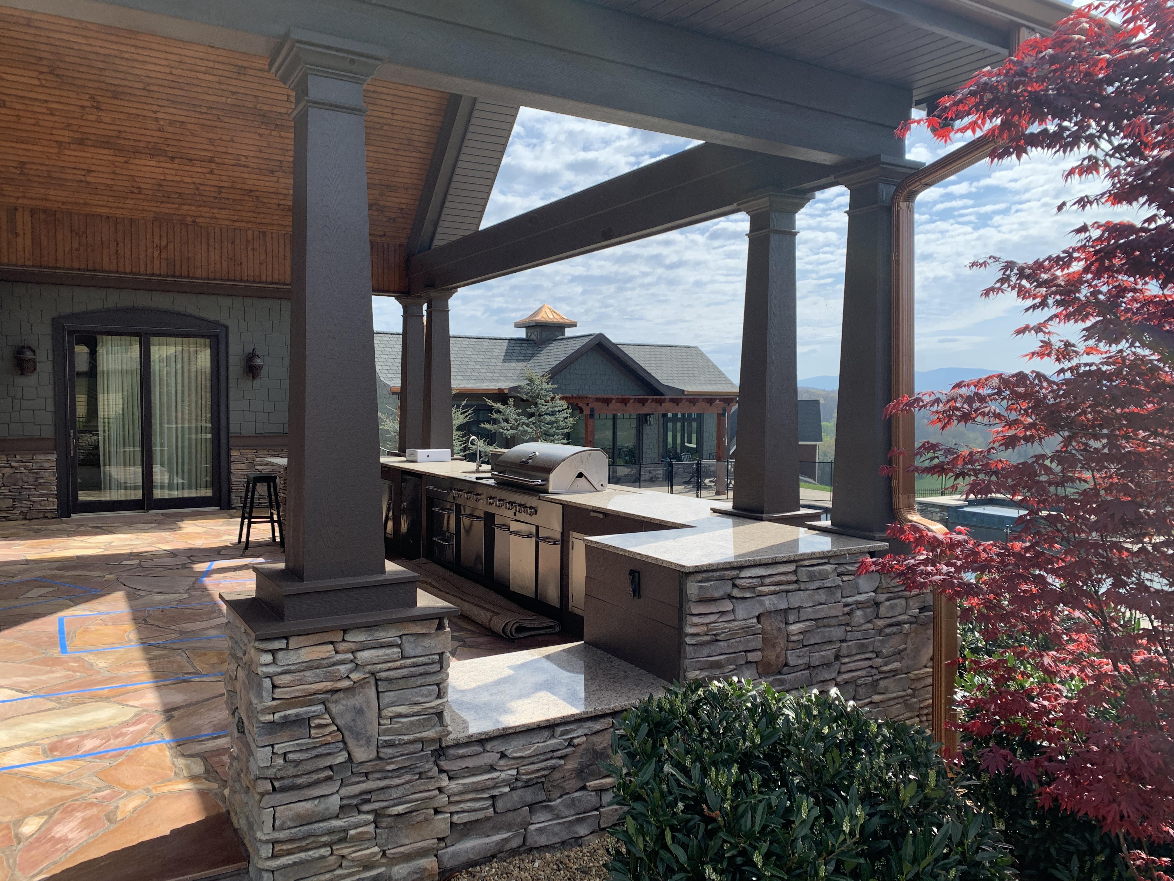 Covered Patio Ideas   Porch Enclosure Systems on Outdoor Patio Enclosure Ideas  id=14864