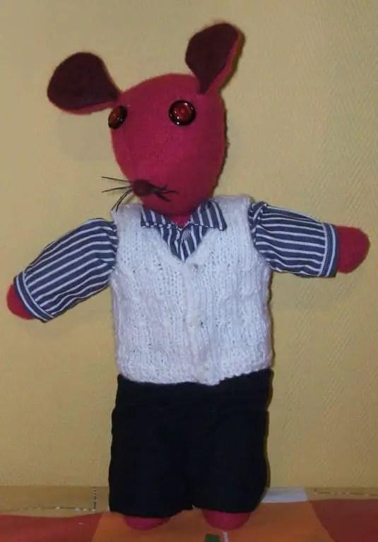 Muñeco de ratoncito Pérez