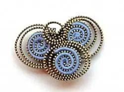 broche espirales