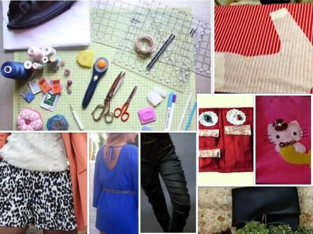 7 ideas para pasar la tarde cosiendo