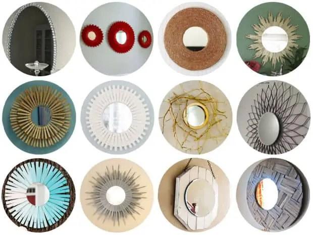 12 DIY con espejos
