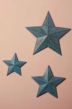Estrellas terminadas