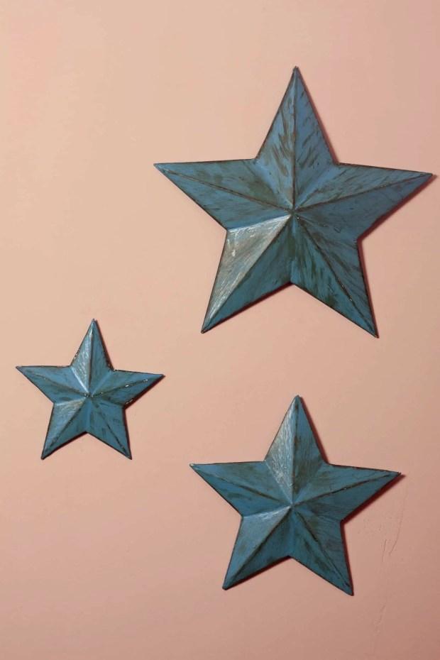 Cómo hacer estrellas decorativas con papel y cartón