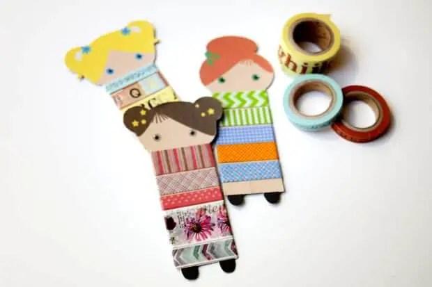 Muñecas washi tape4