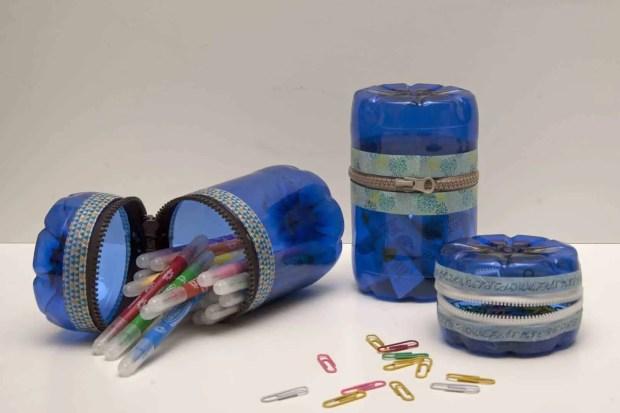 Cómo hacer envases con botellas de plástico
