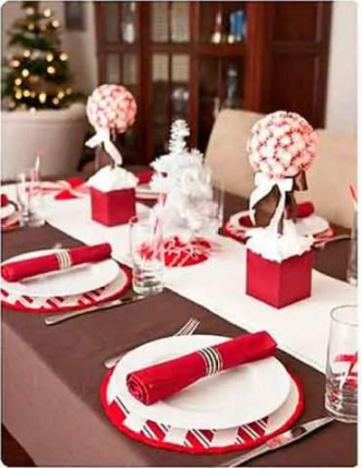 Todo lo que tienes que saber para decorar la mesa en navidad - Por ...