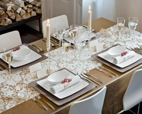 Todo lo que tienes que saber para decorar la mesa en navidad