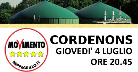 You are currently viewing Cordenons, incontro pubblico: Centrali a Biogas