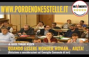 QUANDO ESSERE WONDER WOMAN… AIUTA! (RELAZIONE E CONSIDERAZIONI SUL CC DI IERI E SUI PROSSIMI APPUNTAMENTI)