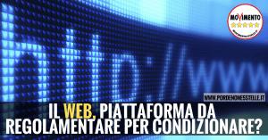 Read more about the article IL WEB, PIATTAFORMA DA REGOLAMENTARE PER CONDIZIONARE?