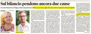 Read more about the article DOMANDARE E' LECITO, RISPONDERE E' CORTESIA