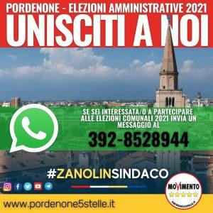 Read more about the article Unisciti a noi per #ZanolinSindaco