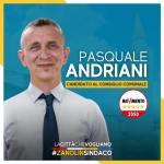 I nostri candidati 2021 – Pasquale Andriani