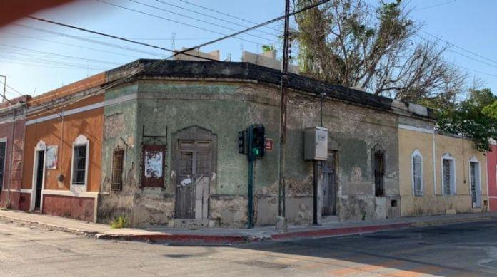 Abandono de casas en el Centro Histórico de Mérida, estrategia de  propietarios: UADY | PorEsto