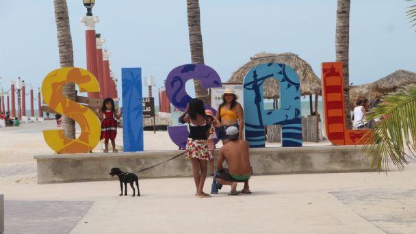 Tormenta Tropical Grace ahuyenta a turistas del Pueblo Mágico de Sisal |  PorEsto