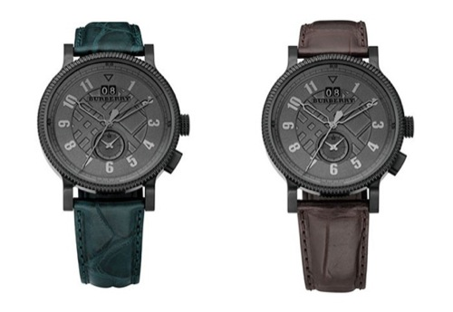 Burberry Alligator Watch [Limited Edition]