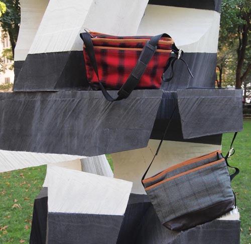 Pendleton x Property Of Messenger Bags