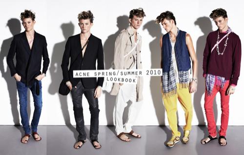 Acne Spring/Summer 2010 Lookbook