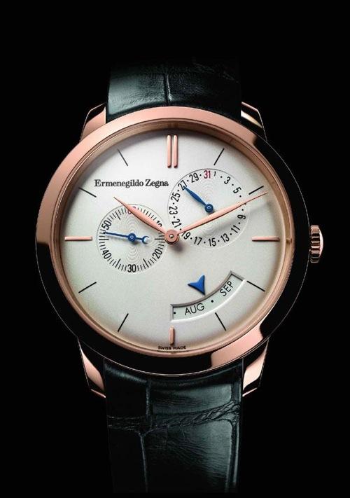 Ermenegildo Zegna Centennial Limited Edition Watch