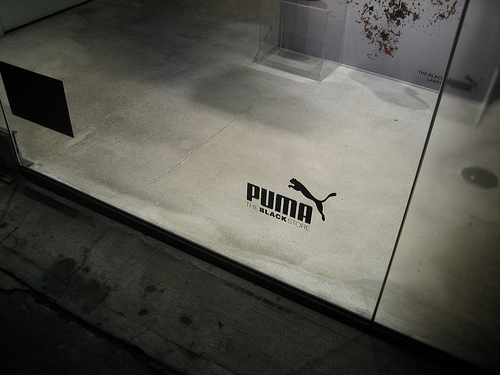 Puma The Black Store, Meatpacking District
