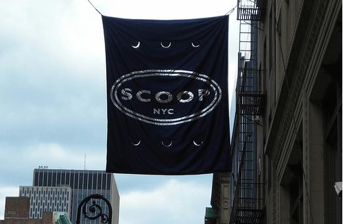 Scoop, Meatpacking District + SoHo