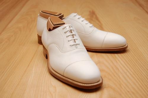 Church's Consul Shoe in White