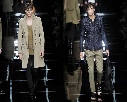 Milan Fashion Week: Burberry Prorsum Spring/Summer 2011 ...