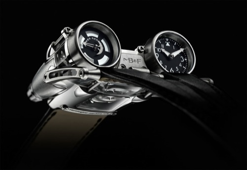 MB&F Horological Machine No. 4 Thunderbolt [HM4]