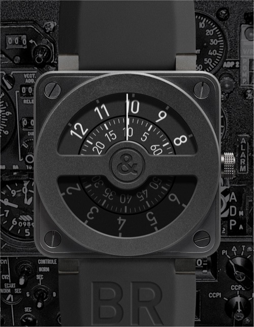 Bell & Ross BR 01 COMPASS [Limited Edition]