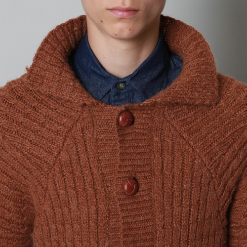 The Want | Henrik Vibskov Heftig Cardigan