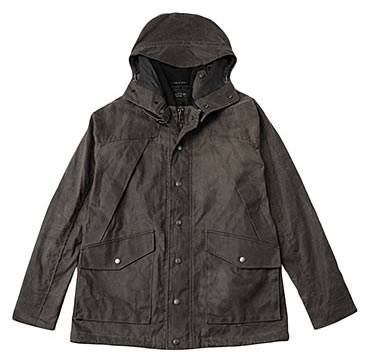 Fall 2010 | Rag & Bone Waxed Coton Edmund Jacket