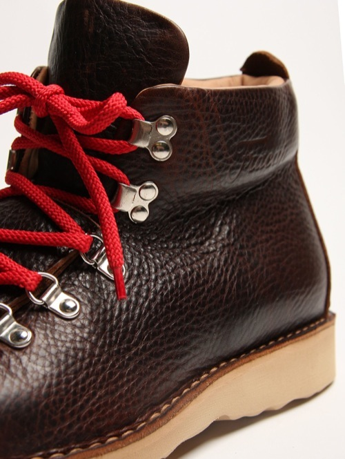 The Want | Fracap Japan Mountaineering Boot