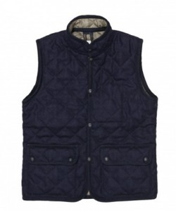 The Want | Norse Projects x Lavenham Rane Vest